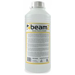 Beamz 160642 Líquido máquina humo 1,00L. ECO CLEAR - BEAMZ 160642  LIQUIDO HUMO 1L. ECO CLEAR