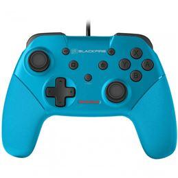 Blackfire Mando Consola Switch Neon Blue - blackfire-neon-controller-para-nintendo-switch