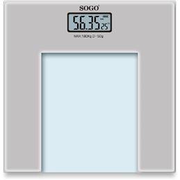 Sogo SS-2905 Báscula Baño 180Kg - SS-2905 1 1000X1000