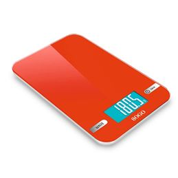 Sogo SS-3960 Báscula Cocina 5kg Roja - BAC-SS-3960-R 1000X1000