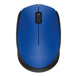 Logitech M171 Ratón óptico usb inalamb. azul - LOGITECH M171 AZUL