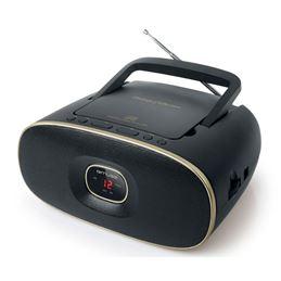 Muse MD-202VT Radio con CD portatil Negro - Muse M-202 Negra
