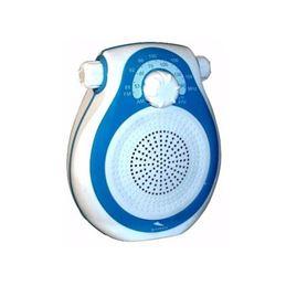 Sytech SY-1636 Radio Ducha Am/Fm (IPX4) Azul - sytech-sy1636-azul