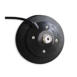 Komunica BM-1-PL Base magnética 12cm con PL + 5 mt - bm-1-pl-base-magnetica-komunica