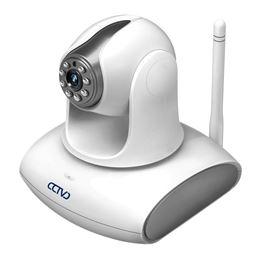 CTD-470 Cámara IP Wifi H-264 Cmos 1mp. 720P - CTD470