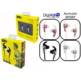 Digivolt ER-110 Auricular Deportivo con micro - ER-110