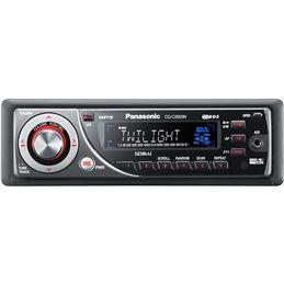 Panasonic CQ-C3503N Autoradio CD-Mp3 con mando - Panasonic-CQ-C3503N