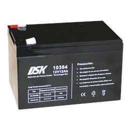 Dsk 10364 Bateria Plomo Ácido gel 12V/12Ah - dsk_10364
