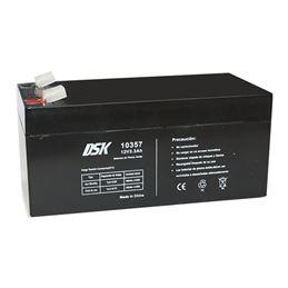 Dsk 10357 Bateria de plomo ácido 12V/3,3Ah - dsk_10357