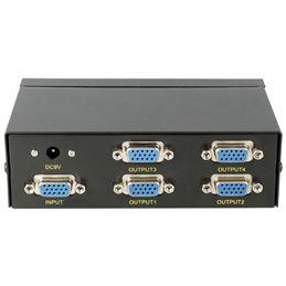 Nimo ACTVH234 Splitter activo VGA 1E/4S - actvh234_v01_02