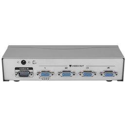 Nimo ACTVH231 Splitter activo VGA 1E/4S - actvh231_v02_02