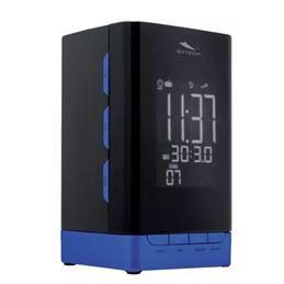Sytech SY-1029 Radio Reloj con 2 alarmas Azul - SY-1029-AZUL