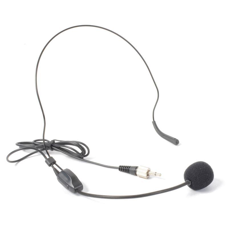 Pd PDH3 micrófono de cabeza manos libres - 179156_16_front