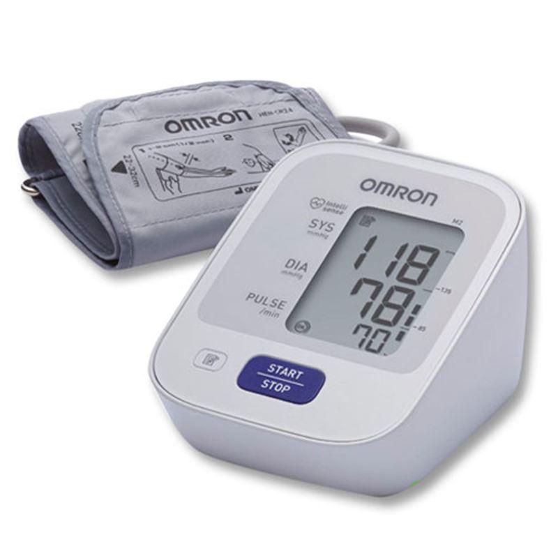 OMRON M-2INT Tensiometro digital brazo 21mem. - omron m2intellisense