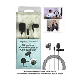 Digivolt MICRO-90 Auricular Microfono jack 3,5 - digivolt_Micro-90