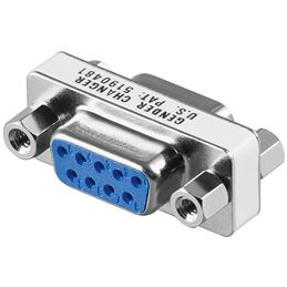 CON701 Empalme Serie RS232 Sub D 9 Pin hembra-hemb - con701_v01_01
