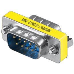 CON700 Empalme Serie RS232 Sub D 9 Pin macho-macho - con700_v01_01
