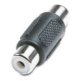 CON321 Emplame 1 RCA Hembra a RCA Hembra PVC - EDC 05-2230