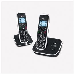 SPC 7609N Telefono inalámbrico Botones grandes Duo - confort_kaiser_duo