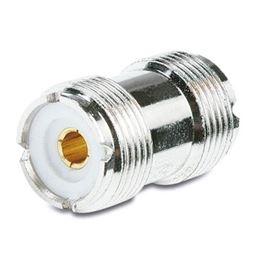 Empalme conector PL hembra a PL hembra (PL-258) - EDC 05-1024
