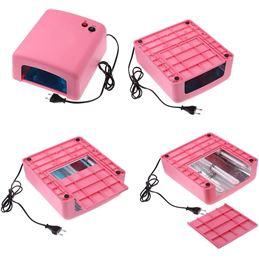 Lampara de secado de uñas UV BN-4201 - 8435411542016