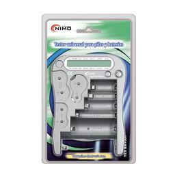 Nimo TESBAT001 Comprobador Pilas Universal - NIMO TESBAT001