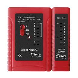Nimo TES010 Comprobador de cables de Redes RJ45 - tes010_v01_01