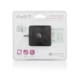 Ewent EW1052 Lector DNI-e y tarjetas por USB - lector dnie-ew1052_2