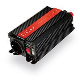 DCU-300 Inversor onda senoidal modificada 12V/300W - inversor-dcac-de-la-gama-dcu-basic-12v-300w-onda-modificada-nisatra