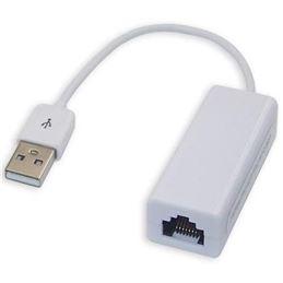 Adaptador Usb a Ethernet Lan RJ-45 - ETHERNET LAN RJ-45 A USB