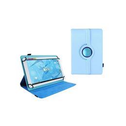 "3go CSGT16 Funda Tablet Universal 10.1"" Celeste - 3GO Funda Tablet 10.1 Universal Rotatorio azul"