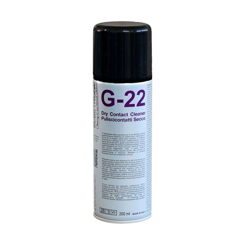 DUE-CI G-22 Limpia contactos en seco 200ml. - aerg22_v01_01