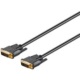 WIR1070 Cable conexión DVI-I 24+5 pin macho 2,00M - wir1071_v01_01