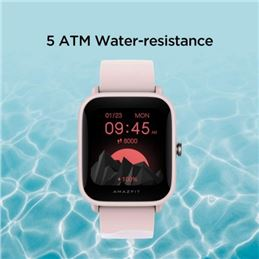Amazfit Bip U Pro Smartwatch Rosa - amazfit-bip-u-pro-rosa_3