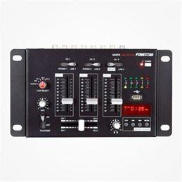 Fonestar SM-507UB Mesa mezcla 3 Canales Usb/ Bt - fonestar-sm-507ub-1