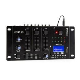 Vonyx STM-3030 Mesa mezcla 4 canal Usb/Mp3/Rec/Bt - vonyx-stm3030_1