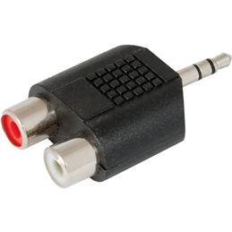 CON317 Adaptador Jack M estéreo de 3,5mm a 2 H RCA - con317_v01_01