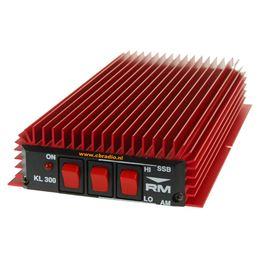 RM KL-300 Amplificador lineal AM-FM 150W SSB 300W - RM KL-300