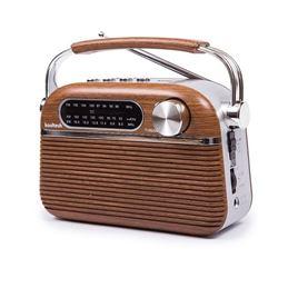 Kooltech CPR-BLUES Radio Portátil AM/FM - radio-bluetooth-kooltech-blues