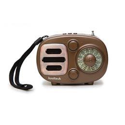 Kooltech CPR-RB30 Radio Portátil AM/FM - radio-bluetooth-kootech-rb-30