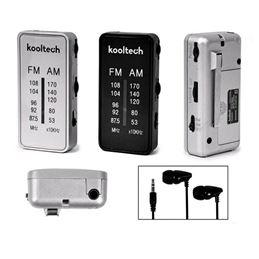 Kooltech CPR-150 Radio Portátil AM/FM - KOOLTECH CPR-149_1