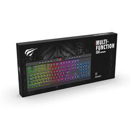 Multi-Function KB500I Teclado Iluminado Negro - teclado-gaming-kb500l-negro