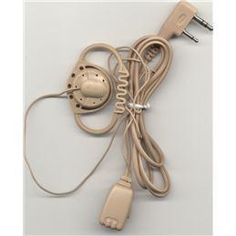 Telecom FLEX 300K Micro Auricular (Kenwood) - FLEX-300-M_1