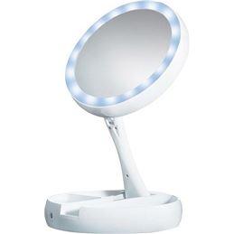 BN-4223 Espejo maquillaje plegable con led - GEM BN-4223