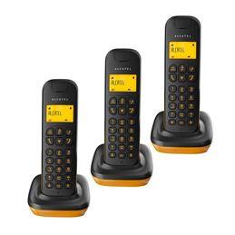 Alcatel D135Trio Teléfono inálambrico Trio - 3700601415995