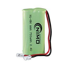 Nimo BAT229 Bateria Ni-Mh 2,4V/700mAh (2AAA) - nimo bat229