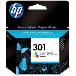 Cartucho de tinta HP 301 color original - 301C