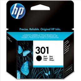 Cartucho de tinta HP 301 negro original - cartucho-tinta-hp-301-negro-original