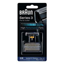 Braun 31B Lámina + Cuchilla 5000/6000 Series - braun_combo_pack_31b