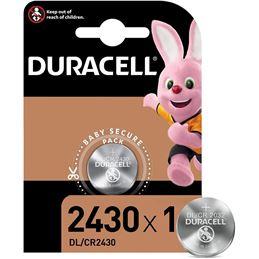 Duracell CR2430 Pila Lítio 3V - duracell-cr2430_1